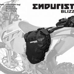 Blizzard Saddle Bags – Small