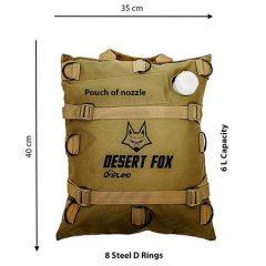 Desert Fox Overland 6 liter Fuel Cell – Bensinpose