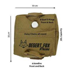Desert Fox Xtreme 20 liter Fuel Cell – Bensinpose